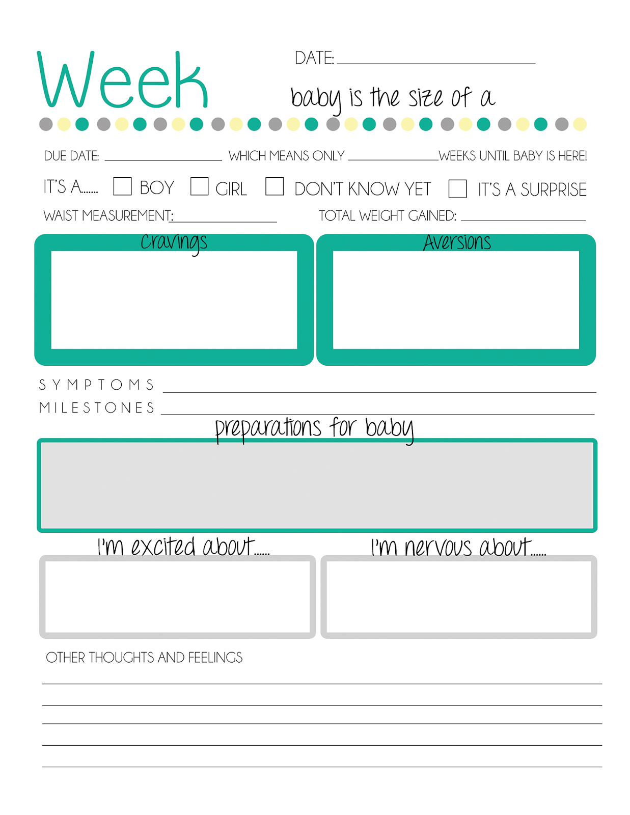 pregnancy journal template free - my pure life photographer and wife pregnancy journal