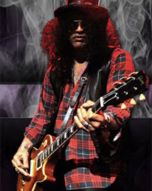 Slash en Madrid, Bilbao y Lisboa en julio