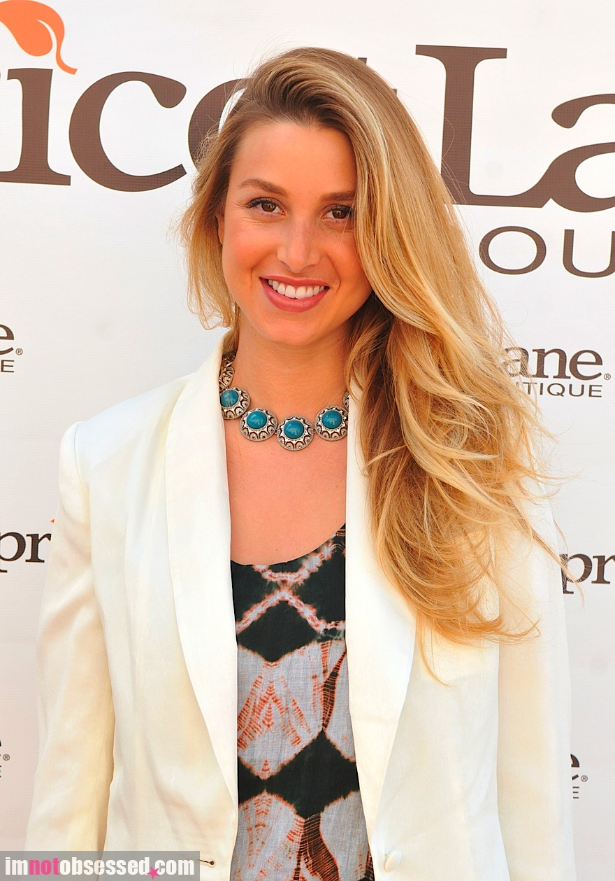Whitney Port Launches Flower Brand Bloom2Bloom m 97