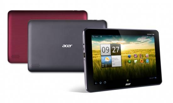 AAcer Iconia TAB A200 Tablet Android Cool with NVIDIA Tegra Processor 2