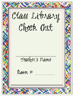 Free Class Library Printables