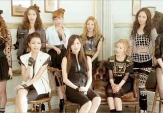Lirik dan Video Klip SNSD All My Love Is For You