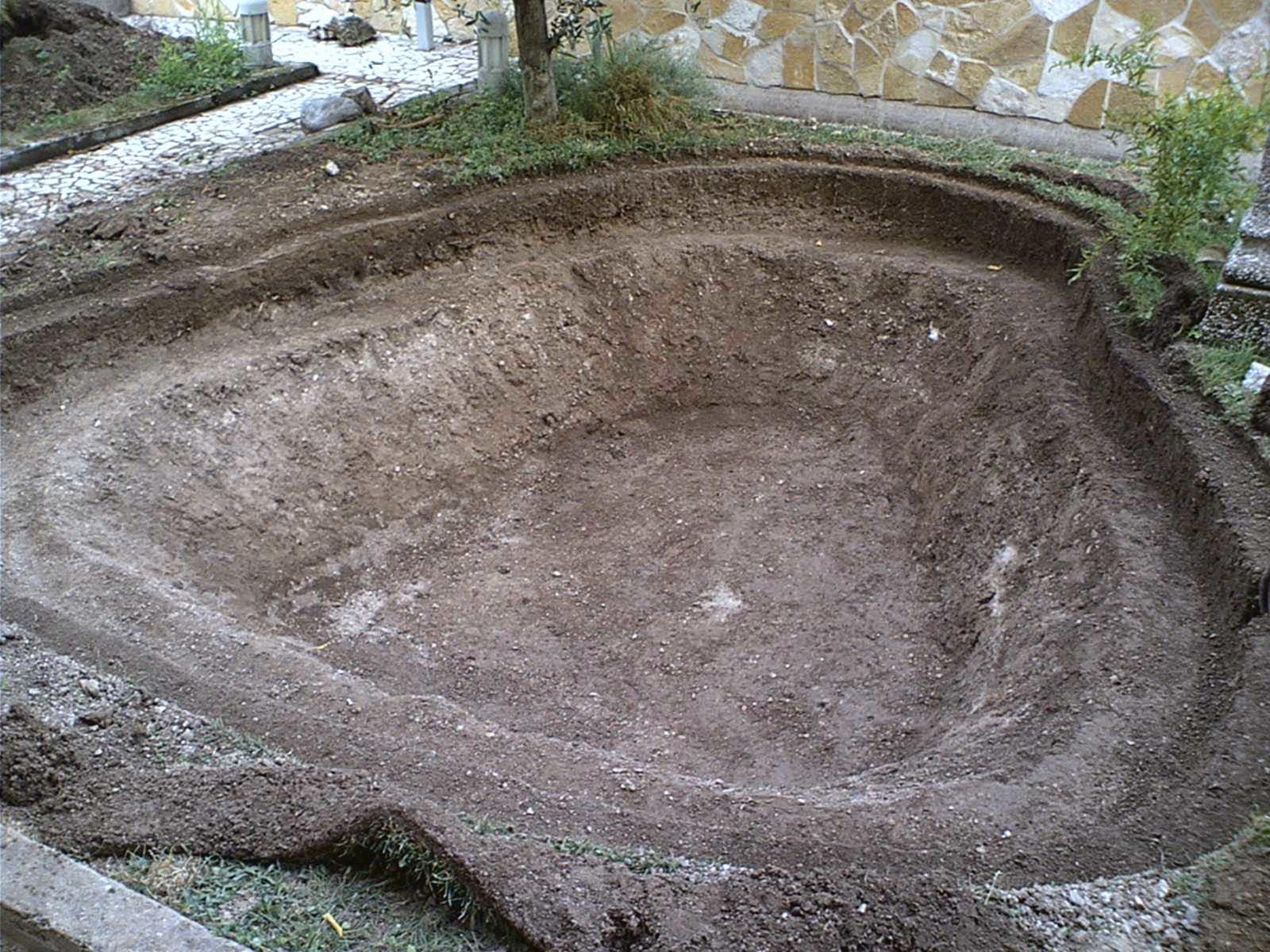 Laghetto la costruzione di un giardino acquatico agosto 2014 for Vasca laghetto rettangolare