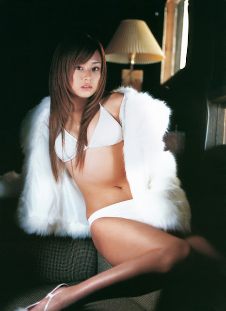 Japanese Model Jun Natsukawa