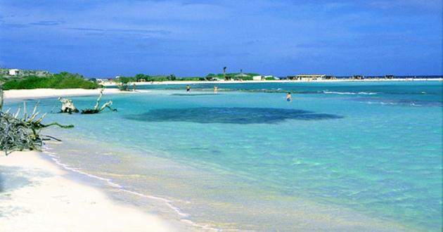Lugares Turisticos del caribe Aruba, hermosas playas
