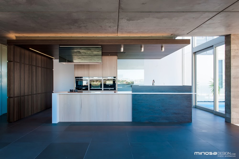 Minosa grand designs australia magazine feature our dover Modern kitchen design magazine