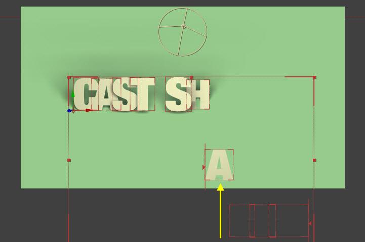 AE Text Cast Shadow 21