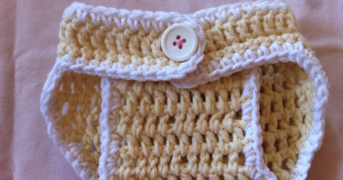 Crochet Cotton Diaper Cover Free Pattern Not My Nanas Crochet