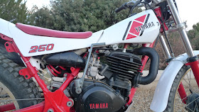 Yamaha TY 250