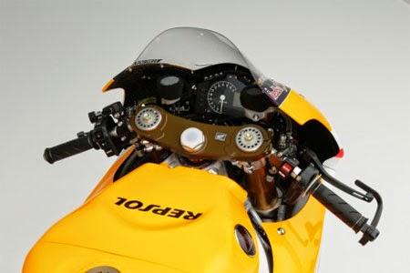 speedometer Honda RC213V terbaru 2015