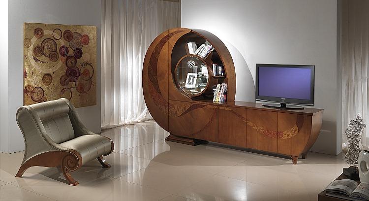 Italian Style TV Stand