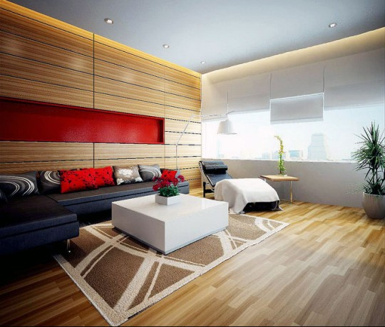 foundation dezin decor elegant work of wood paneling. Black Bedroom Furniture Sets. Home Design Ideas