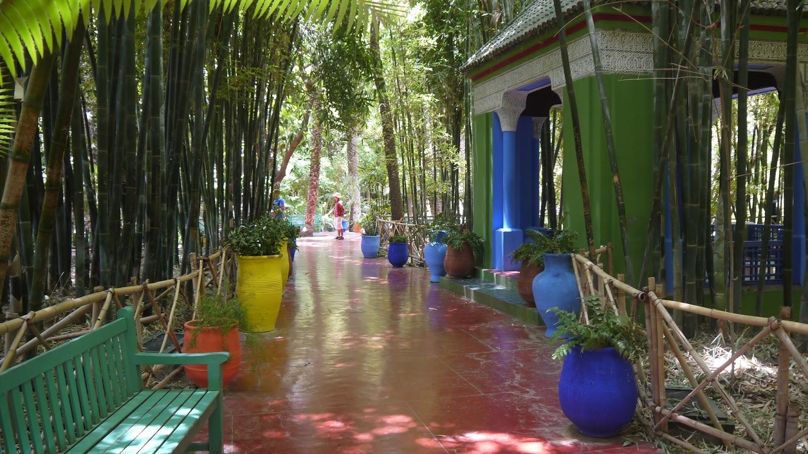 La Mode D'Emm Marrakech, Morocco Jardin Majorelle