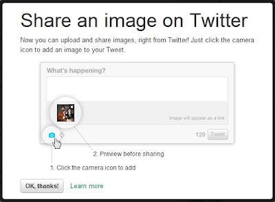 Twitter launched New Image Sharing Service