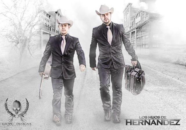 Los Hijos De Hernandez - En Vivo Posada (Disco 2013)
