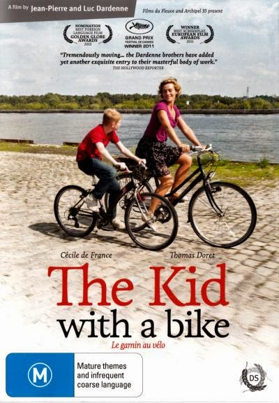 THE KID WITH A BIKE (2011) tainies online oipeirates