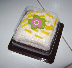 towel cheeses cake