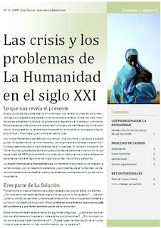 Monografico Los Problemas de la Humanidad