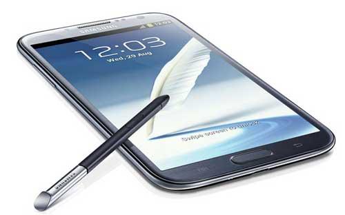 Spesifikasi dan Harga Samsung Galaxy Note 2