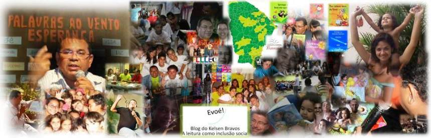 Evoé! - Blog do Kelsen Bravos