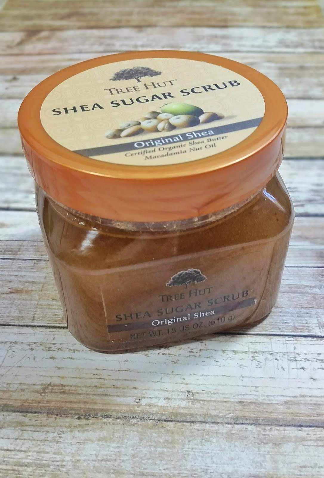 Tree Hut Shea Sugar Scrub review