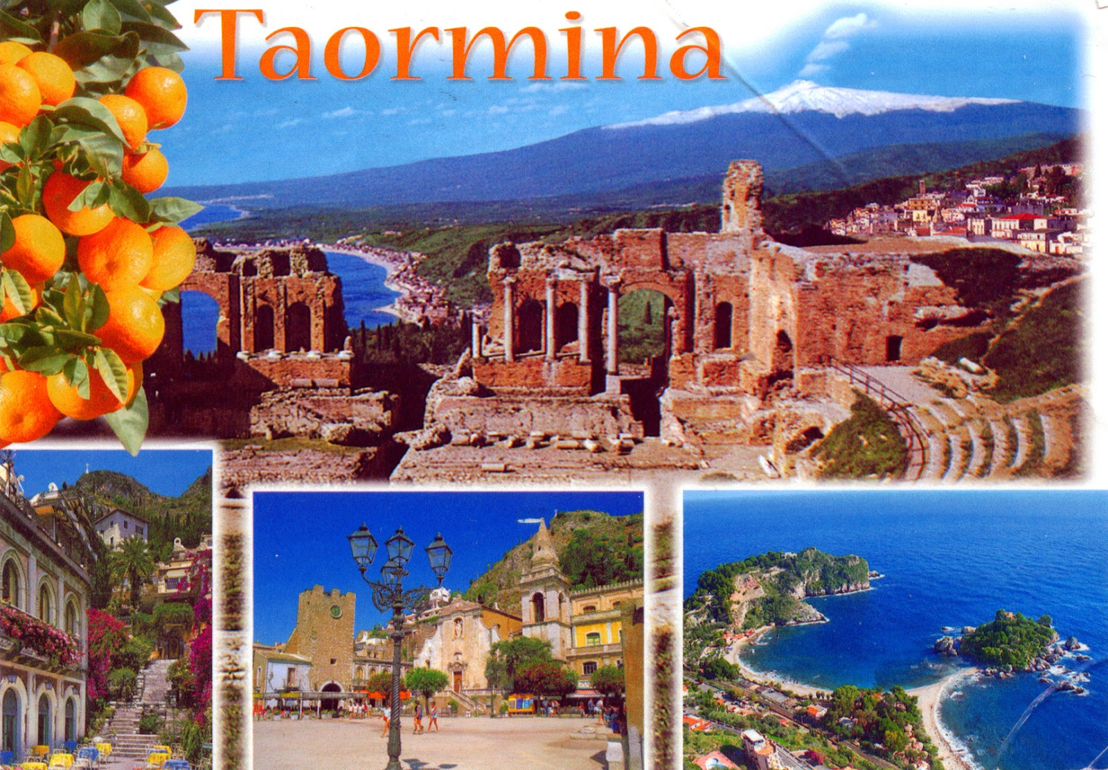World  Come To My Home   0559  0839 Italy  Sicily