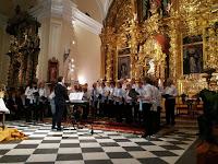 Avaned y Arraigos musicales en el Certamen de villancicos de Bernardos