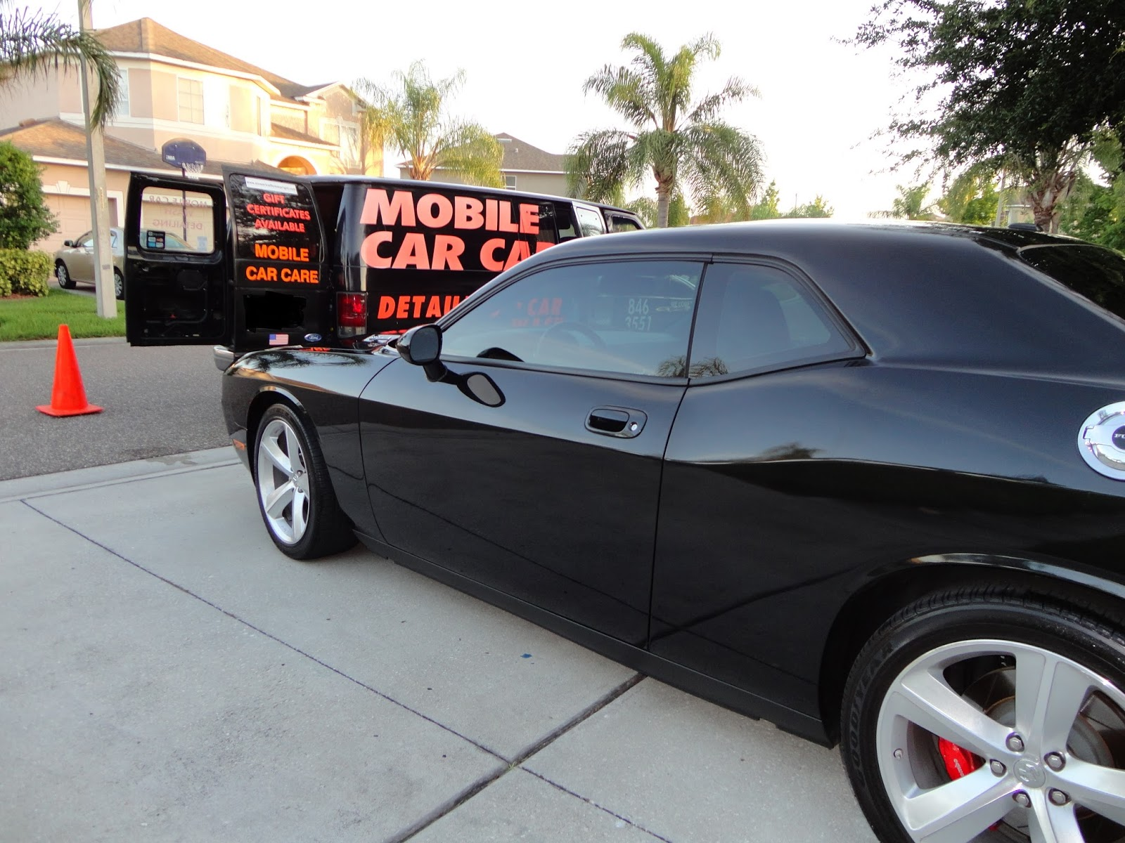 Mobile Car Care Pinellas 727-260-7684