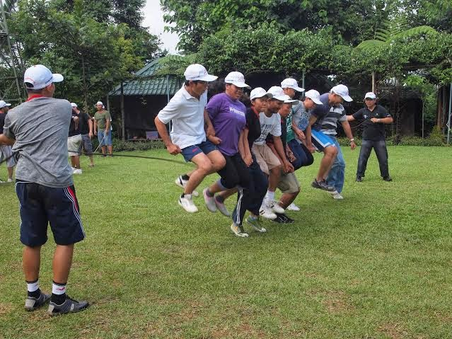 Team Building di Puncak Bogor