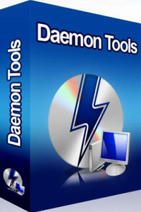DAEMON Tools Pro-Cover