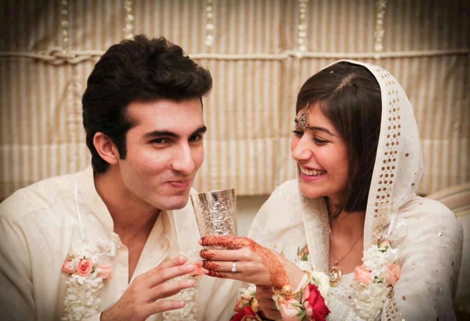 Syra4 - Syra Yousuf and Shehroze Sabzwari Nikkah / Wedding Pictures
