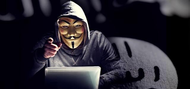 Anonymous - IS: Cuộc chiến của những quái kiệt