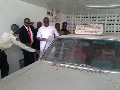 Fayose visits Awolowo residence