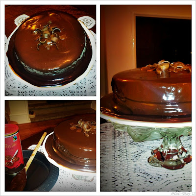 Ultimate Chocolate Cake; for any excuse!