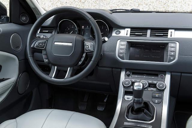 Novo Range Rover Evoque 2016 - Preço