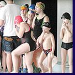 юные спортсмены – Дню подводника: соревнования по скоростному плаванию в ластах в дзержинске!