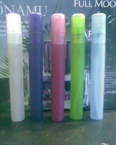 BOTOL SPRAY PLASTIK 10ML