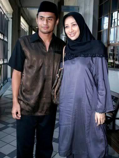 Pernikahan Rita Rudaini dan Aidil Zafuan Tidak Direstui Keluarga