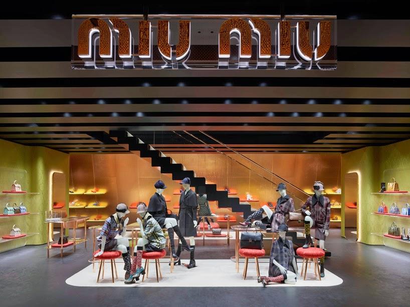 Miu Miu Aoyama, Tokio, Herzog de Meuron