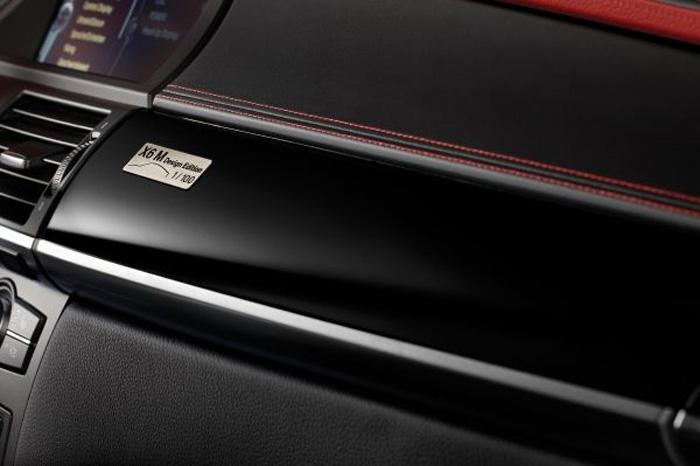 Complementos deportivos para el BMW 6X