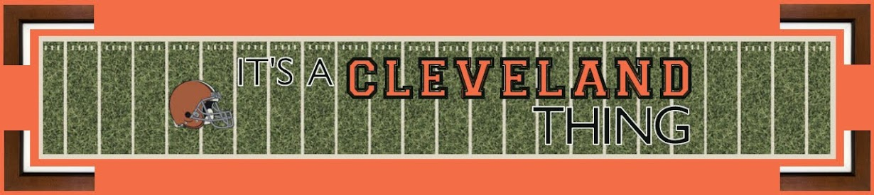 It's a Cleveland Thing