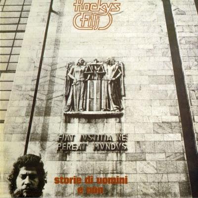Rocky's Filj - Storie di uomini e non 1973 (Italy, Jazz-Rock/Fusion, Symphonic Prog)