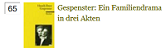 Ibsen Gespenster