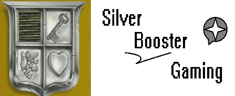 Silver Booster Gaming