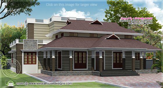 Kerala nalukettu house