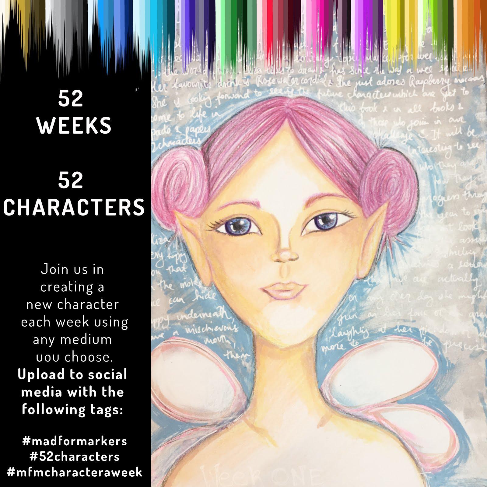 52 characters challenge