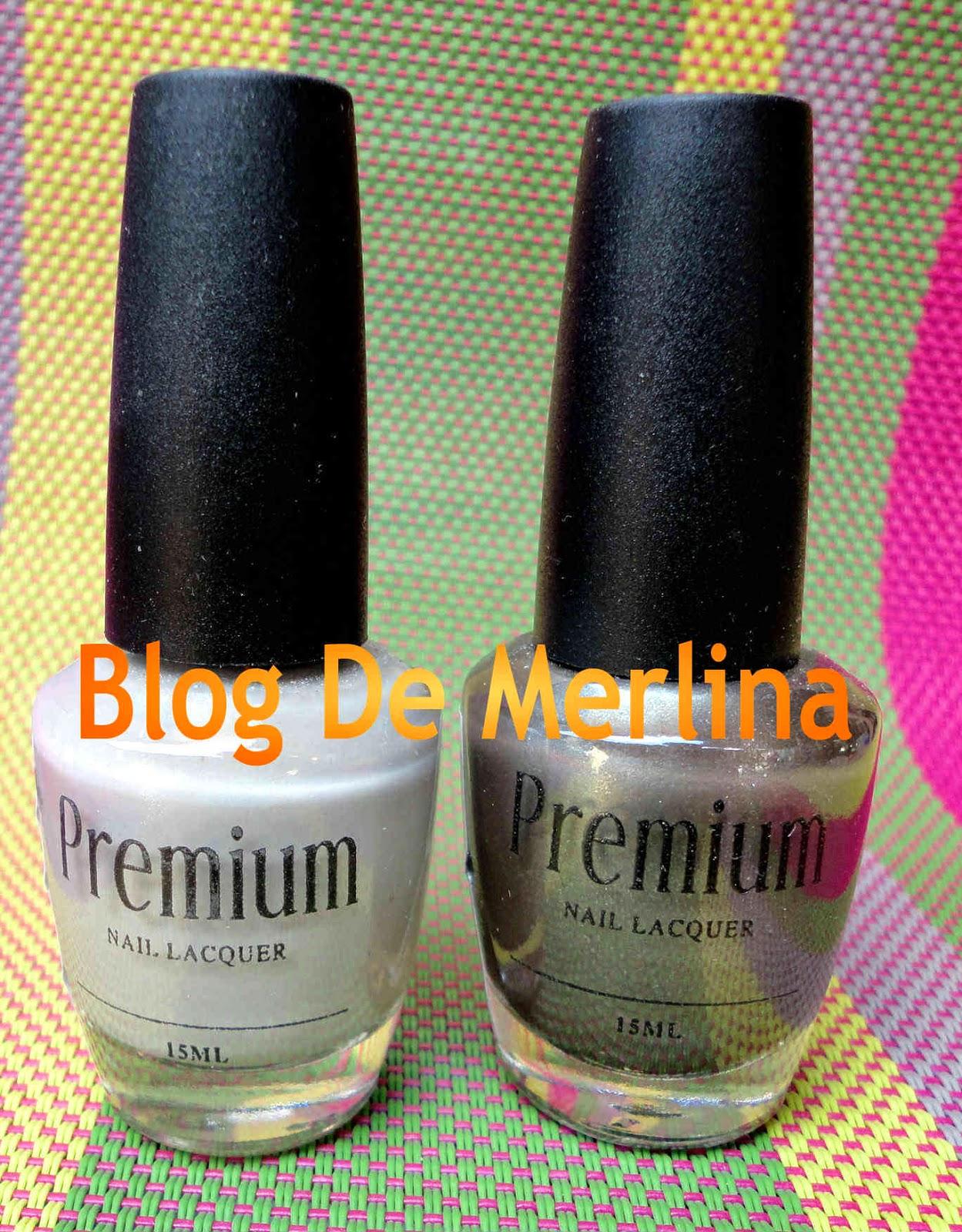 Esmaltes PREMIUM ~ Maquillaje... Tips, Productos y Opiniones