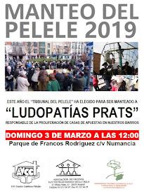 ¡Carnavales 2019 en Tetuán-Dehesa de la Villa!