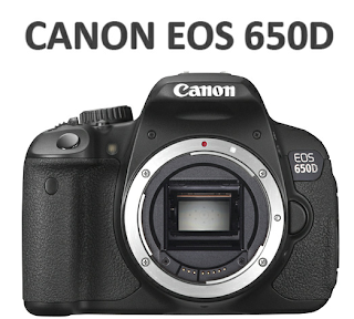 Harga Kamera Canon E0S 650D