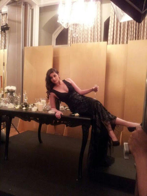 Photoshoot HELLO! Hall of Fame Awards